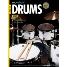 Rockschool Drums Debut 2012 - 2018 -     (Drums) Rockschool - Rock School Limited. Softcover/CD Book