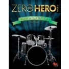 Zero To Hero Drum Kit Book 2 -  Paul Watson   (Drums)  - Sasha Music Publishing. Softcover Book