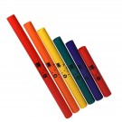Boomwhacker C Major Pentatonic Set of 6