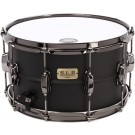 "Tama - SLP 14""x 08"" Steel Flat Black Snare Drum"
