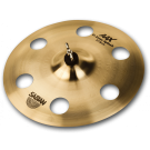 "Sabian 21200X AAX 12"" O-Zone Splash"