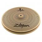 "Zildjian L80 14"" Low Volume Hi Hat Cymbals"