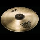"Sabian 22172XB AAX 21"" Raw Bell Dry Brilliant"