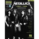 Metallica: 1983-1988 -     (Drums) Drum Play-Along - Hal Leonard. Sftcvr/Online Audio Book