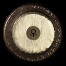 "Paiste - 24"" Planet Gong A2 Venus"