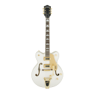 Gretsch G5422TG Electromatic Double Cut in Snow Crest White