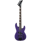 Jackson JS Series Concert Bass Minion JS1X Amaranth Fingerboard Pavo Purple