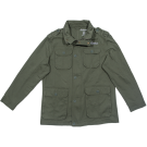 Jackson Army Jacket, Green, M