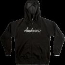 Jackson Logo Hoodie, Gray, XL