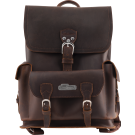 Jackson Limited Edition Leather Backpack, Brown