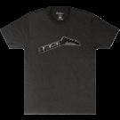 Jackson Headstock T-Shirt, Gray, L