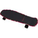 Jackson Red and White Crackle Skateboard