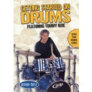 Getting Started on Drums -    Tommy Igoe (Drums)  - Hudson Music. DVD Book