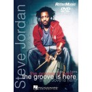 Steve Jordan - The Groove Is Here -  Steve Jordan   (Drums)  - Rittor Music. DVD Book