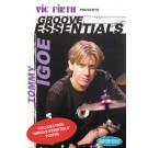 Tommy Igoe - Groove Essentials -  Tommy Igoe   (Drums)  - Hudson Music. DVD Book