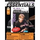 Tommy Igoe - Groove Essentials -  Tommy Igoe   (Drums)  - Hudson Music. Softcover/DVD Book