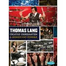 Thomas Lang -  Thomas Lang   (Drums)  - Hudson Music. DVD Book