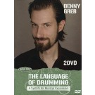 Benny Greb - The Language of Drumming -  Benny Greb   (Drums)  - Hudson Music. DVD Book