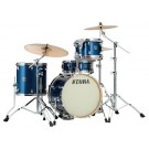 "TAMA Superstar Classic 4 Piece Drum Kit with 18"" Bass Drum in Indigo Sparkle includes SM5W Hardware Pack"
