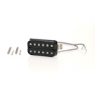Gibson 498T Hot Alnico Bridge Pickup - Double Black