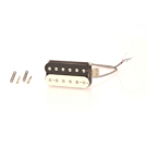 Gibson 498T Hot Alnico Bridge Pickup - Zebra