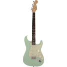 Fender 2020 Collection Made in Japan Traditional 60s Stratocaster With Rosewood Fingerboard In Surf Green