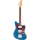 Made in Japan Hybrid II Jazzmaster With Rosewood Fingerboard In Forest Blue