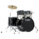 Tama SG50H5C Stagestar Drumkit in Black (*shells and stands only)