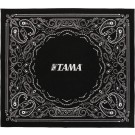 Tama Drum Mat in Paisley Pattern Design