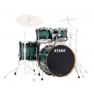 """Tama Starclassic Maple/Birch 4 Piece Shell Pack with 22"""" Bass Drum in MSL"""
