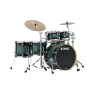 """Tama Starclassic Maple/Birch 5 Piece Shell Pack with 22"""" Bass Drum in MSL"""