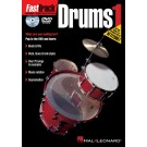 FastTrack Drums Method 1 -  Blake Neely|Rick MattinglyKevin Dunphy   (Guitar) FastTrack Music Instruction - Hal Leonard. DVD Book