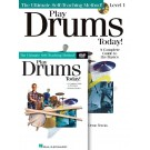 Play Drums Today! Beginner's Pack -  Various Authors   (Drums) Play Today Instructional Series - Hal Leonard. Softcover/CD/DVD Book