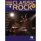 Classic Rock -  Various   (Drums) Drum Play-Along - Hal Leonard. Softcover/CD Book