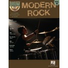 Modern Rock -  Various   (Drums) Drum Play-Along - Hal Leonard. Softcover/CD Book