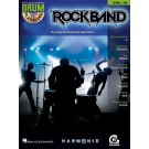 Rock Band -  Various   (Drums) Drum Play-Along - Hal Leonard. Softcover/CD Book
