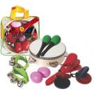 Mano Percussion 6 Pce Kids Percussion Set