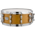 "Yamaha Tour Custom 14"" x 6.5"" Snare Drum in Caramel Satin"