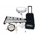 Mapex Combo 32 Note Bell & Snare Kit W/Prac Pad & Ba