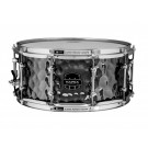 """Mapex Armory Snare: """"Daisycutter"""" 14x6.5 Hammered Steel"""