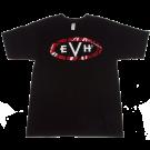 EVH Logo T-Shirt, Black, S