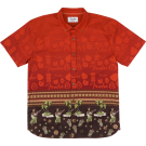 Fender The Hawaiian Button Up Shirt - Multi S (Discon)
