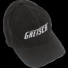 Gretsch Flexfit Hat, Black, S/M
