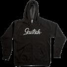 Gretsch Script Logo Hoodie, Gray, XL