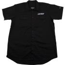 Gretsch Streamliner™ Work Shirt, Black, S