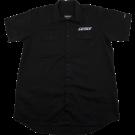 Gretsch Streamliner™ Work Shirt, Black. XL