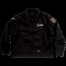 Gretsch Patch Jacket, Black, XL