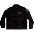 Gretsch Patch Jacket, Black, XXL