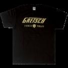 Gretsch Power & Fidelity™ Logo T-Shirt, Black, XXL