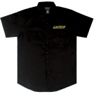 Gretsch Pro Series Work Shirt, Black, XXL